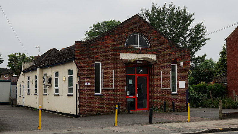 Morden Salvation Army