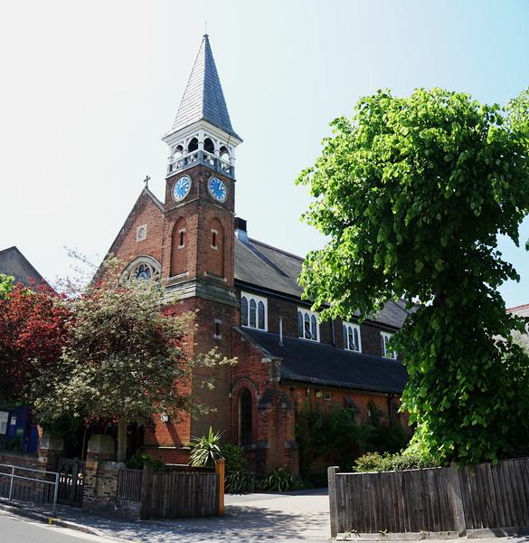 Emmanuel Church - Wimbledon Village