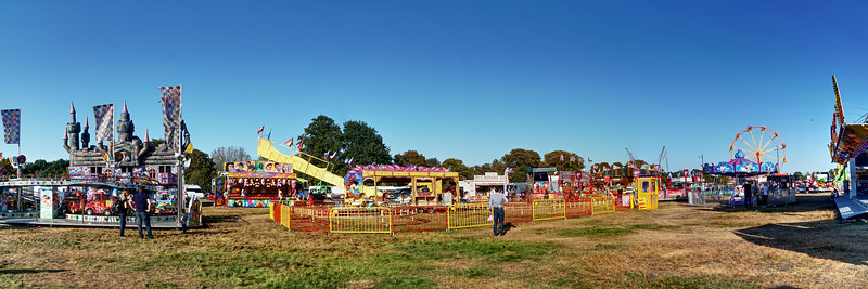 Wimbledon Common Funfair