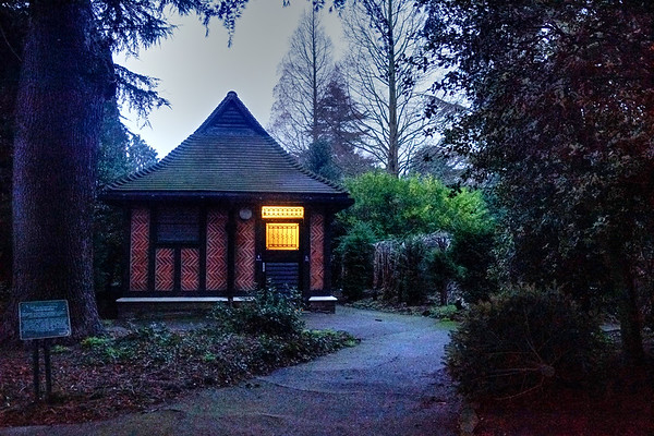 John Innes Park - English Domestic Revival Toilet Block