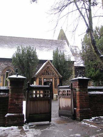 St Mary's, Merton Park