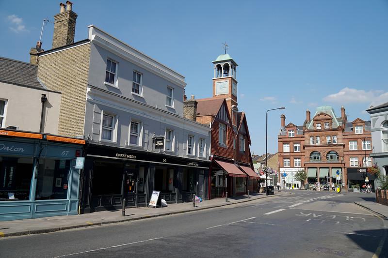 High Street Wimbledon