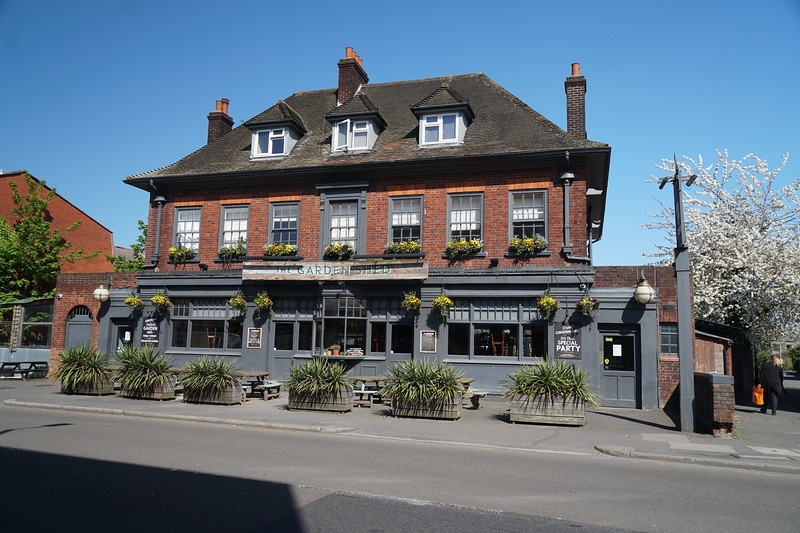 The Garden Shed Pub - Haydons Road - Wimbledon