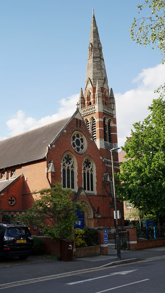 Trinity United Reformed Church - Wimbledon