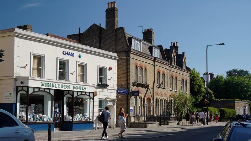 High Street - Wimbledon Village