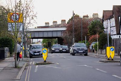 Dundonald Road - Thameslink Railway Bridge