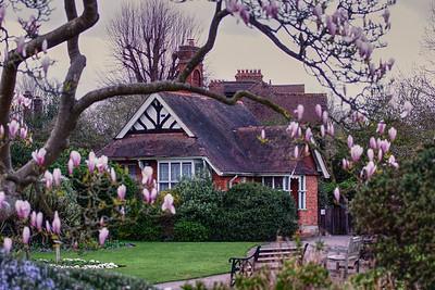 Gate House - John Innes Park