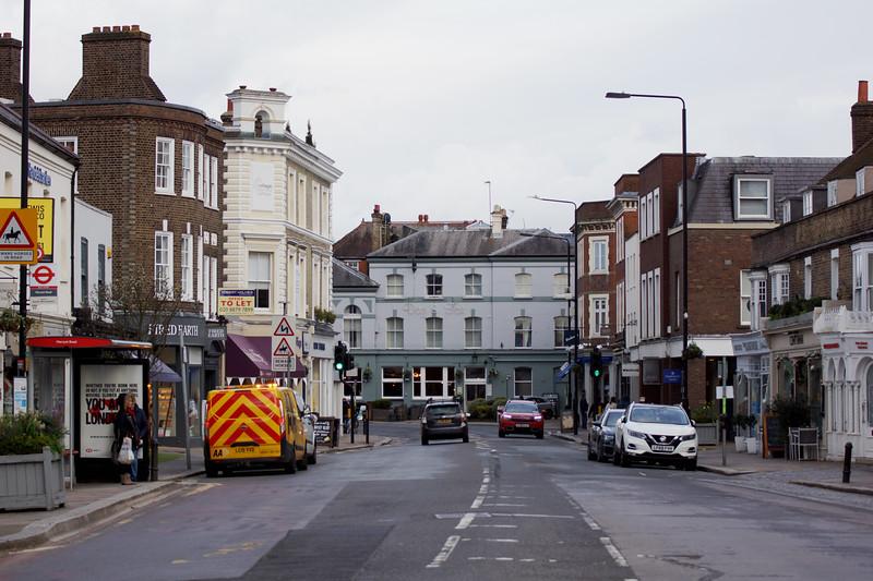 High Street - Wimbledon Village - 2020
