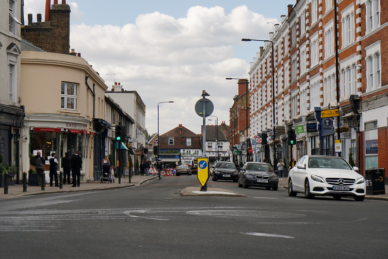 Wimbledon Village High Street