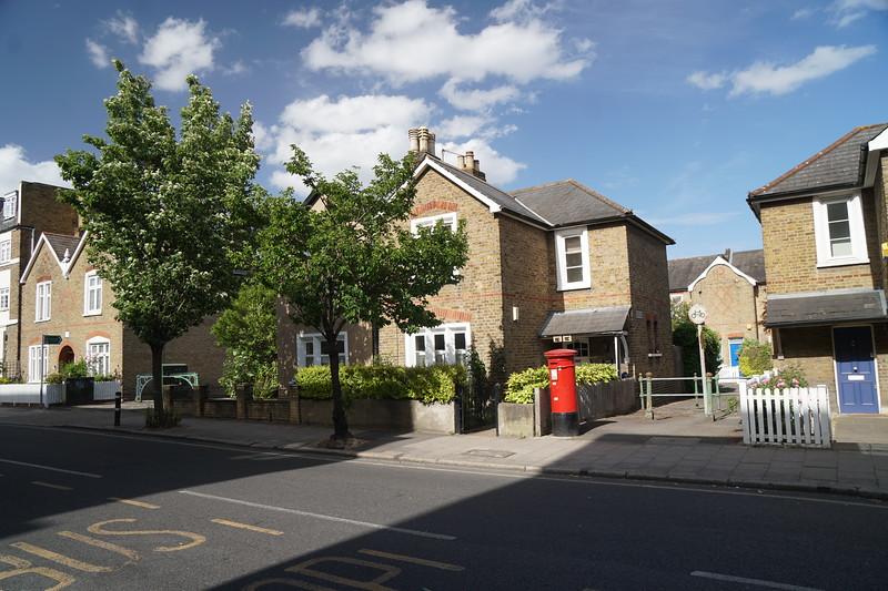 Bertram Cottages - Hartfield Road