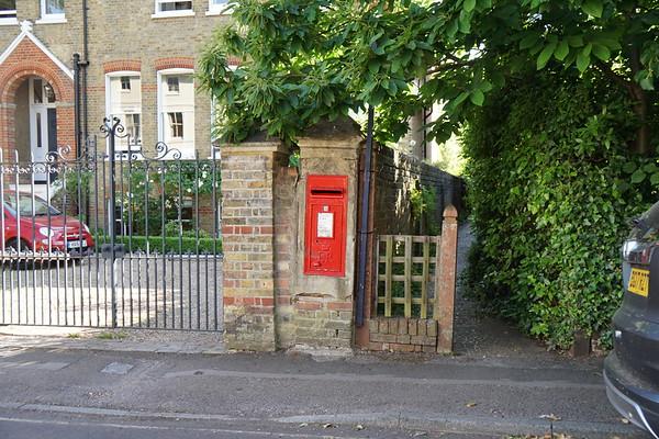 Post Box - Lingfield Road