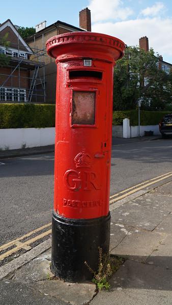 Pillar Box - Raymond Road