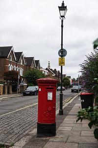 Kings Road - Pillar Box