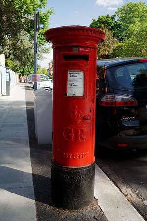 Pillar Box - Murray Road