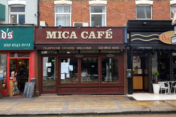 Mica Cafe in Hartfield Road