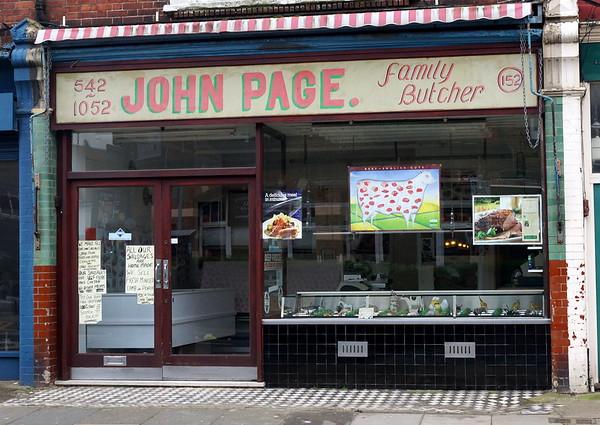 John Page - Butcher - 2014