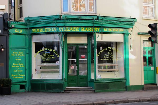 Wimbledon Village Bakery 2012