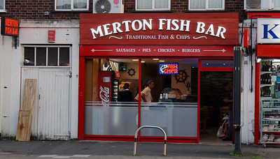 Merton Fish Bar - Martin Way - Morden