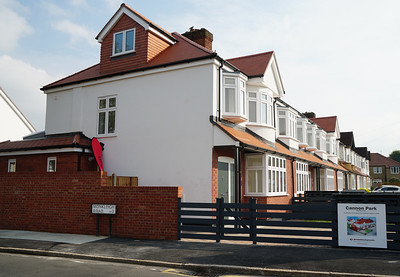 Refurbished 30s Houses