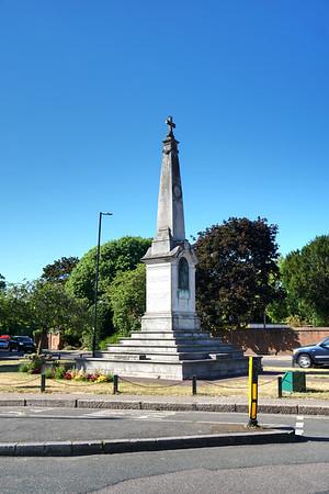 War Memorial - Wimbledon Village