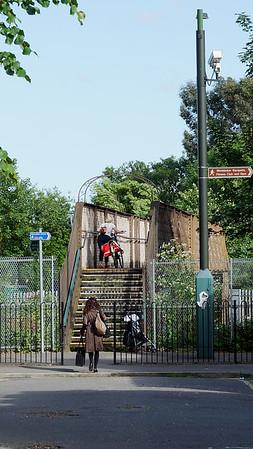 Alt Grove - Railway Bridge - Wimbledon