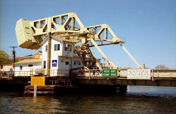 Mystic River Highway Bridge