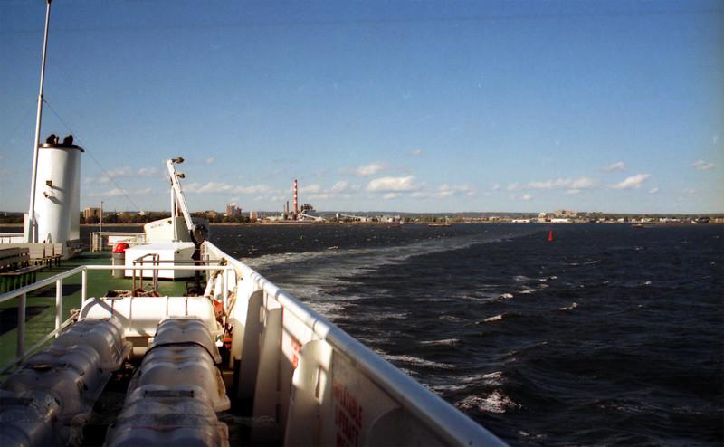 Bridgeport & Port Jefferson Ferry