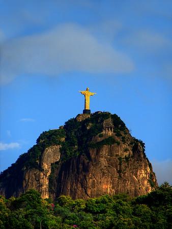 Cristo Redentor on Corcovado Mountain