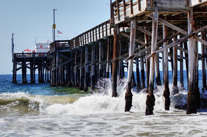 Pier at Balboa Beach