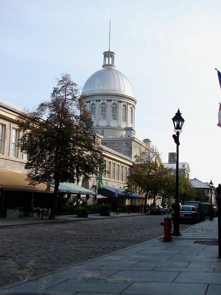 Bonsecours Market