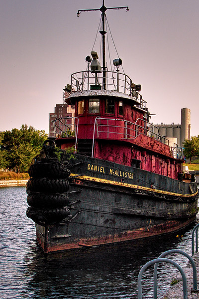 Tugboat - Daniel McAllister