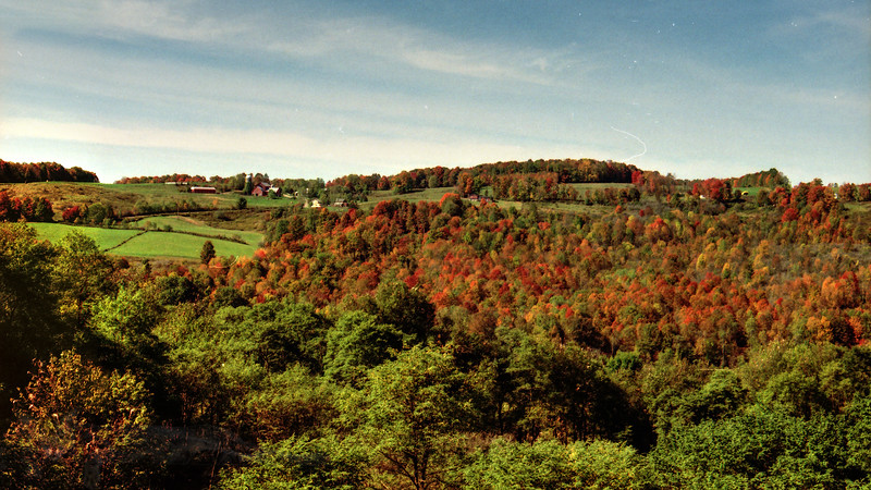New York State - Fall / Autumn - 1996