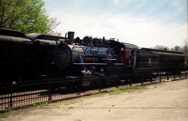 Valley Railroad - Locomotive 97