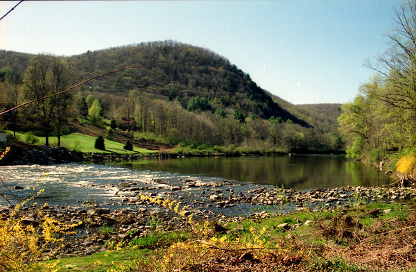 West Cornwall - Housatonic River - Connecticut
