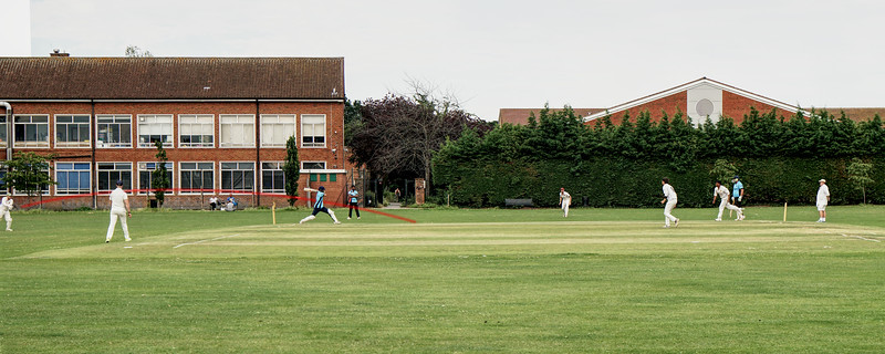 Merton Cricket Club Playing at John Innes