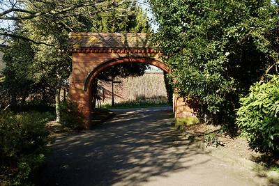 The Brick Arch in John Innes Park