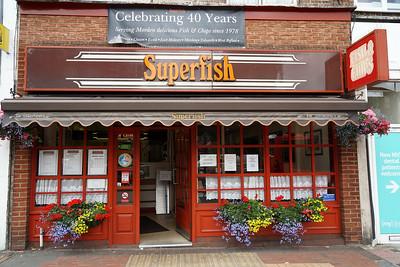Superfish  Fish'n'Chips