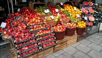 Fruit Display at Bayley & Sage