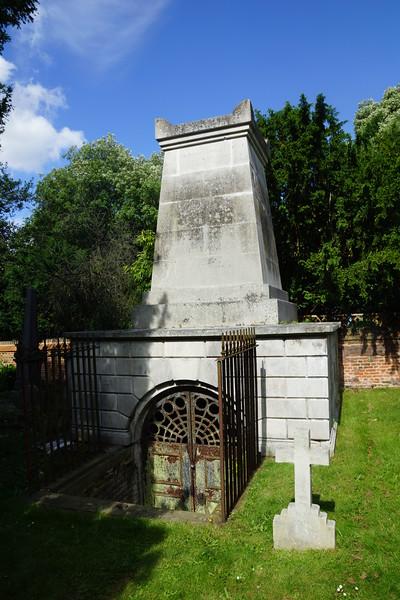 Joseph Bazalgette's Tomb