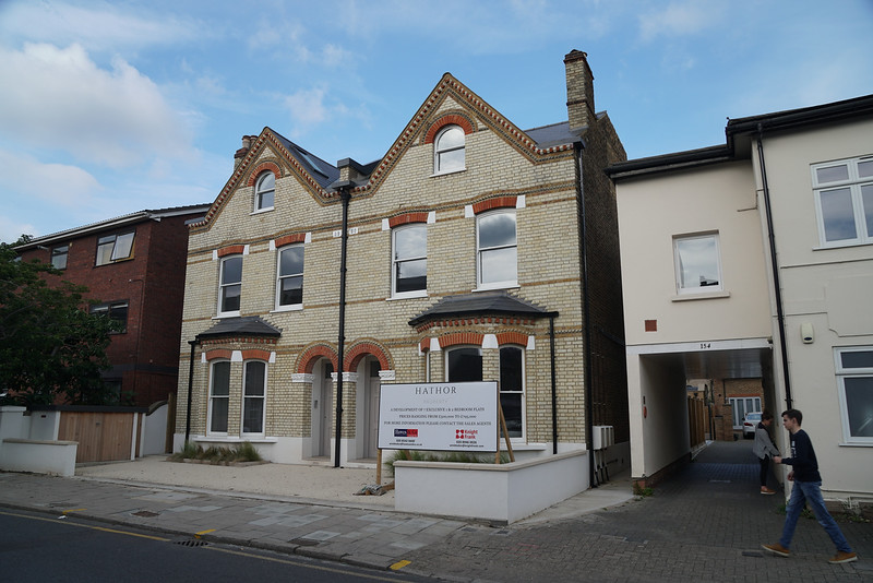 New Build in Hartfield Road