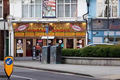 Waffle Jack's - The Rush - Merton Park