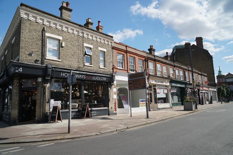 Church Road - Wimbledon Village