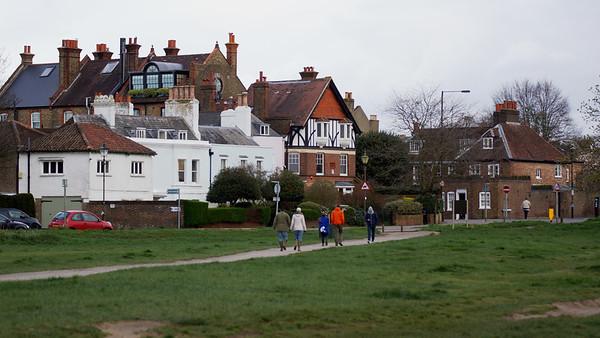 Wimbledon Common near Wimbledon Village