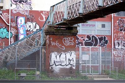 Merton Hall Road Railway Bridge