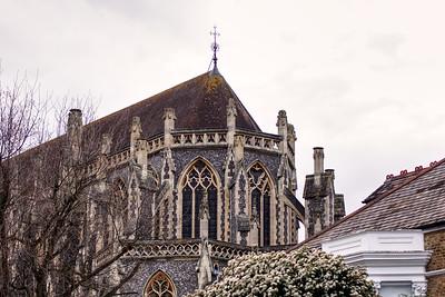 Sacred Heart Church - Zoom - Edge Hill