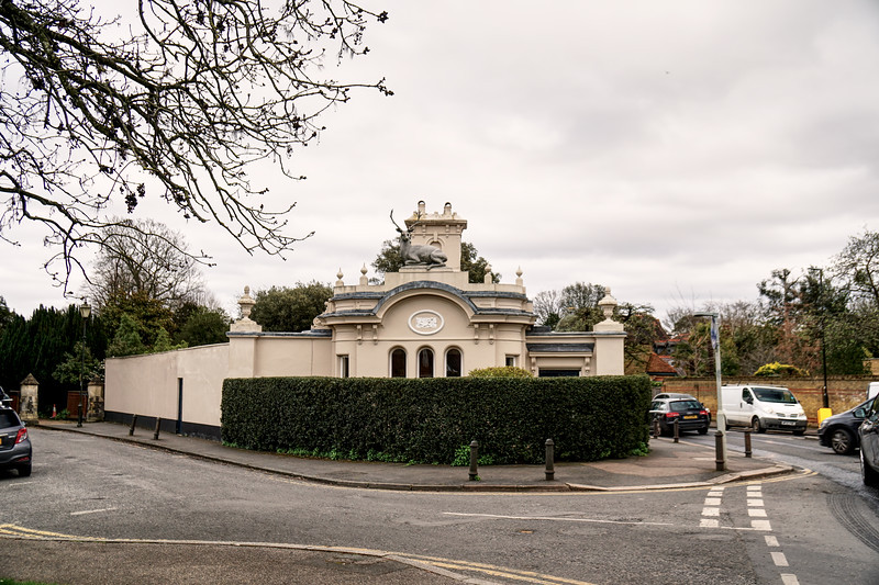 Stag Lodge - Church Road - Wimbledon