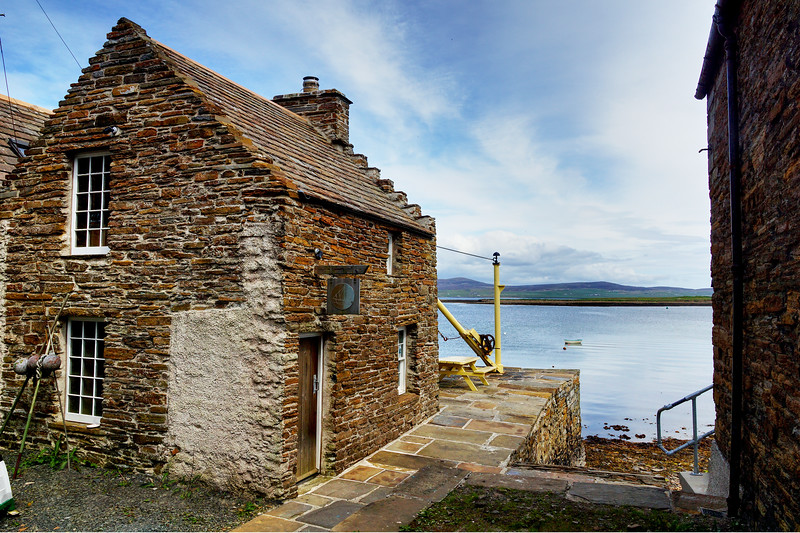 Cottage in Stromness - Orkney