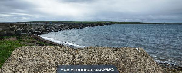 Churchill Barrier Causeway
