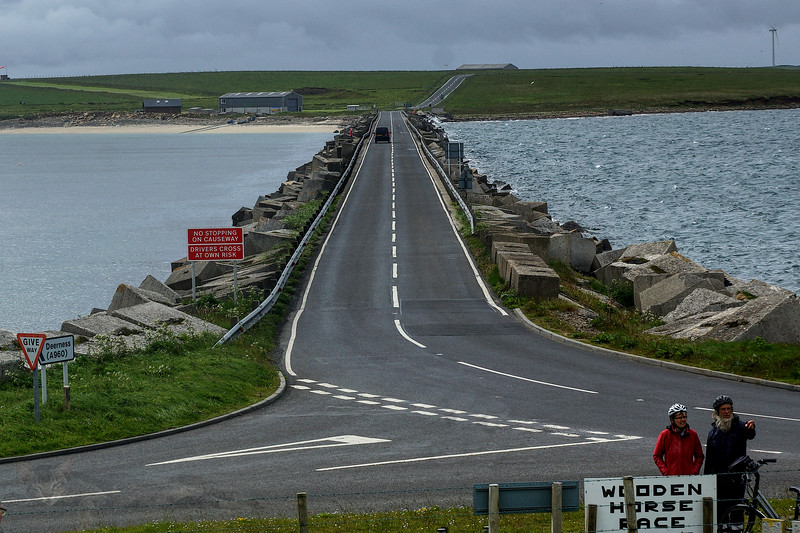 Churchill Barrier Causeway
