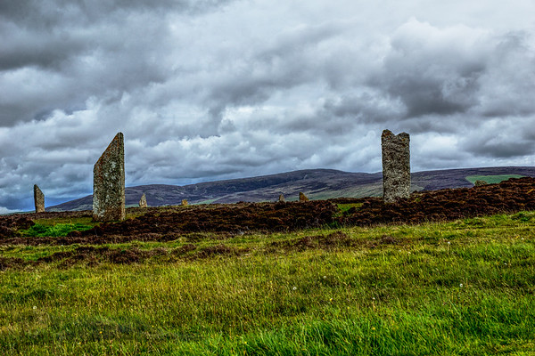 Standing Stones - Ring of Brodgar - Orkney